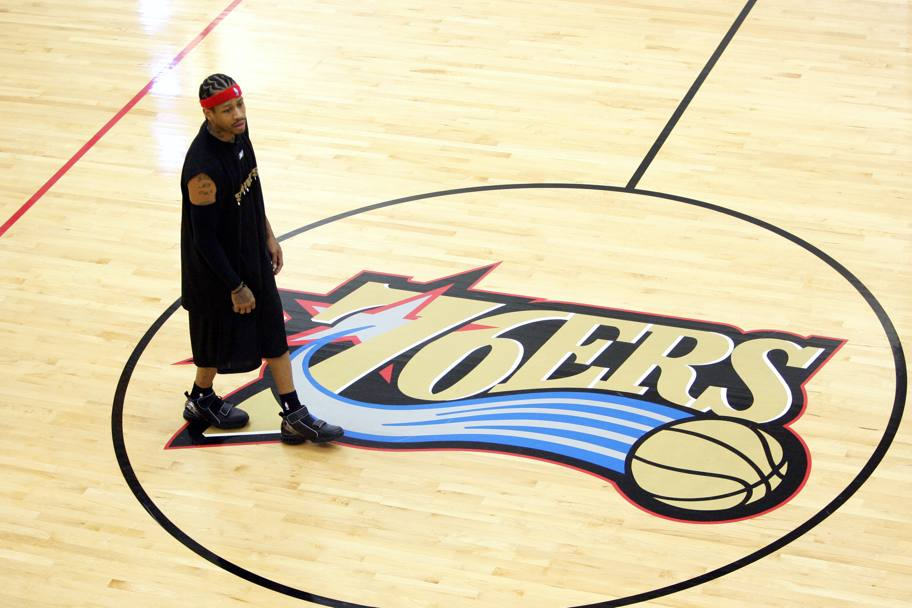 Real Training Camp, 2005 (Nba/Getty Images)