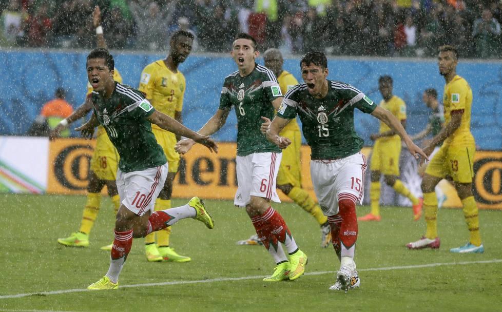 Мексика - Камерун 1:0. Всупереч арбітражу - изображение 5