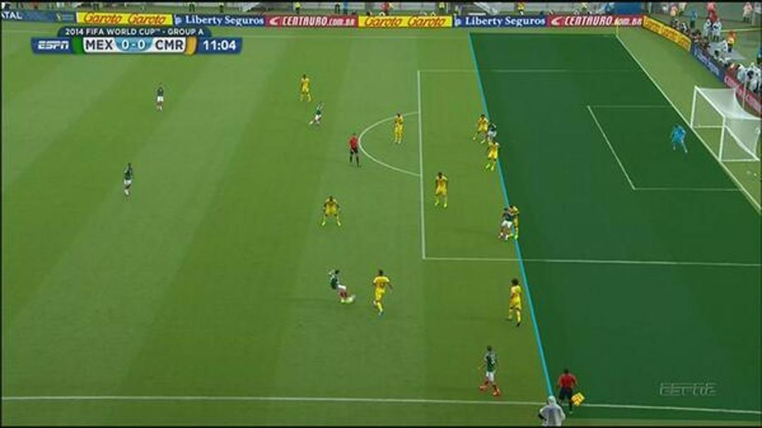 Мексика - Камерун 1:0. Всупереч арбітражу - изображение 3