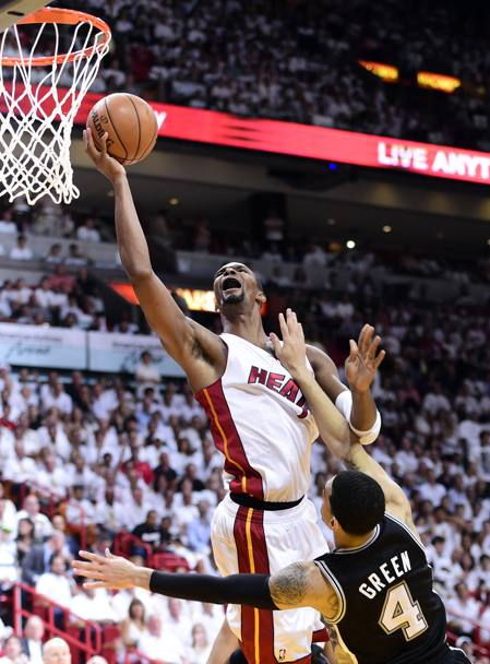 Chris Bosh #1 (Usa Today)