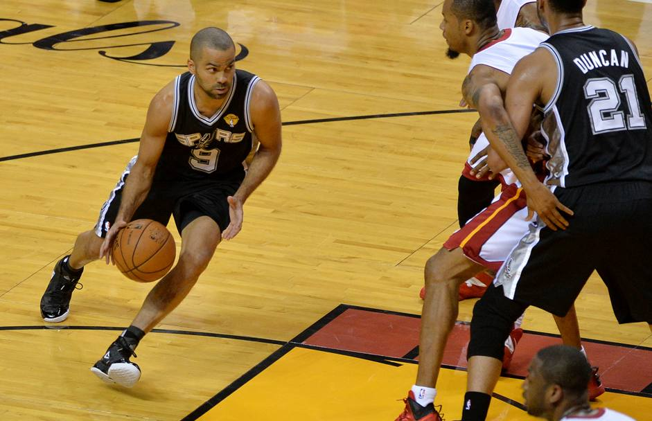 Tony Parker #9 (Us Today)
