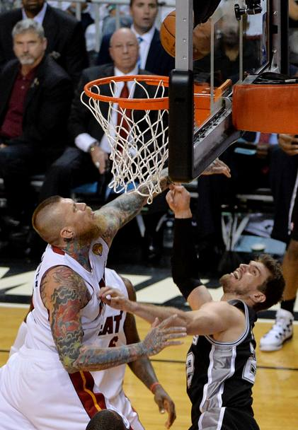 Chris Andersen #11 (Usa Today)