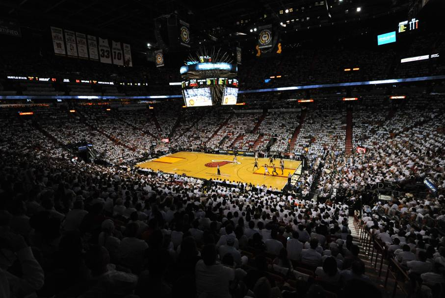 Airlines Arena (Usa Today)
