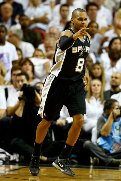 Patty Mills #8 (Afp)