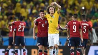 Brasile-Colombia 2-1, grazie ai difensori. Ma la Seleçao