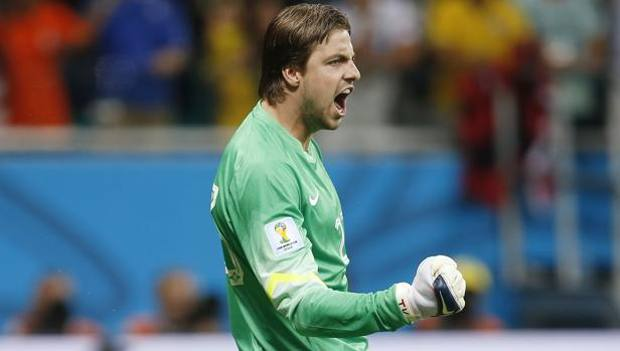Tim Krul, 26 anni. Action Images