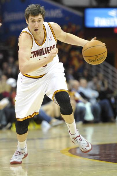 Anche Sergey Karasev è passato da Cleveland a Brooklyn. Usa Today Sports