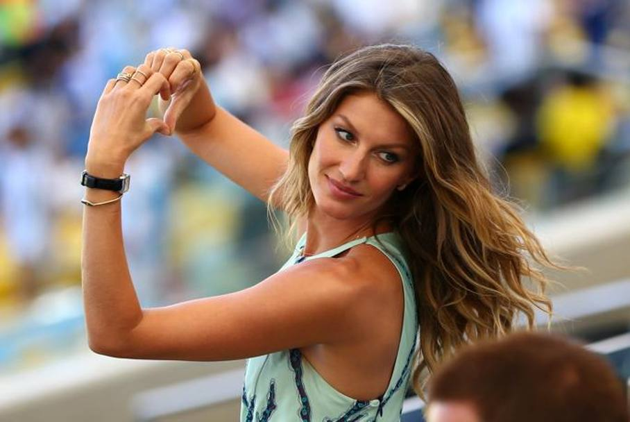 Gisele Bundchen. Getty