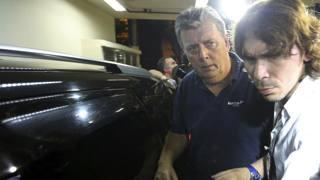 Ray Whelan arrestato a Rio de Janeiro. Reuters