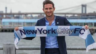 Frank Lampard, 36 anni, a New York
