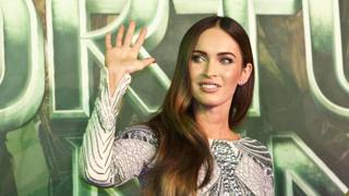 Megan Fox strepitosa a Mexico City