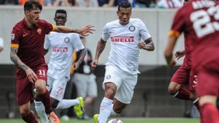 Fredy Guarin, 28 anni, all'Inter da gennaio 2012. Reuters