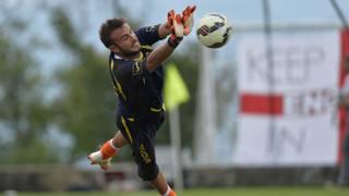 Francesco Bardi, 22 anni, al primo anno al Chievo. LaPresse