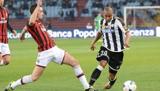 Gabriel Silva, 23 anni, in azione contro il Milan nello scorso campionato. Ansa