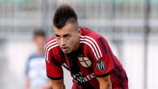 Stephan  El Shaarawy, 21 anni, attaccante del Milan. Forte