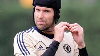 Petr Cech, 32 anni. Afp