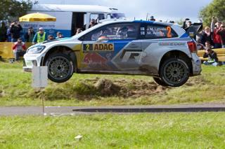 Jary Matti Latvala decolla verso la vittoria