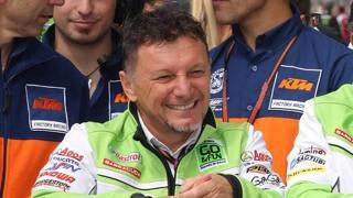 Fausto Gresini, 53 anni. IPP