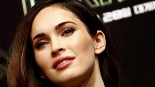 Megan Fox, 28 anni, a Seul per il lancio del film Teenage Mutant Ninja Turtles, di cui � protagonista. Epa