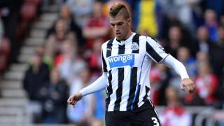 Davide Santon, 23 anni, al Newcastle dal 2011. Reuters