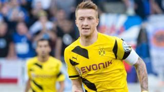Marco Reus, 25 anni. Afp