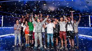 La vittoria di Lettau a Barcellona. Neil Stoddart