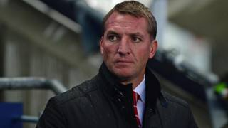 L'allenatore del Liverpool Brendan Rodgers, 41 anni. Afp