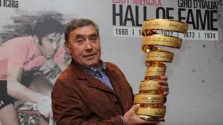 Eddy Merckx, il Cannibale. Bozzani
