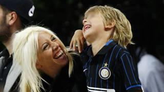 Wanda, sorrisi per Icardi (che segna in Europa)
