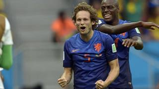 Daley Blind, 24 anni. LaPresse