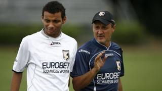 Joao Pedro, 22 anni, ai tempi del Palermo con Delio Rossi. Omega