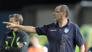 Il tecnico dell'Empoli Maurizio Sarri. Getty Images