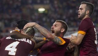 Le emozioni di Roma-Fiorentina