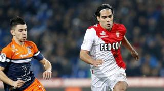 Radamel Falcao, attaccante di Colombia e Monaco. Ansa
