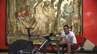 Alberto Contador, 31 anni. LAPRESSE