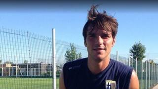 Paolo De Ceglie, nuovo arrivo in casa Parma. (FcParma.com)