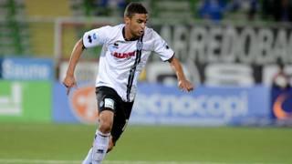 Gregoire Defrel, 23 anni, dal 2012 al Cesena. LaPresse