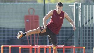 Kevin Strootman, 24 anni, centrocampista della Roma. Ansa
