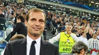 Massimiliano Allegri, prima stagione sulla panchina della Juventus. Ansa