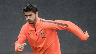 Alvaro Morata, 21 anni, è arrivato alla Juve dal Real Madrid (LaPresse)