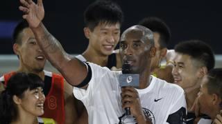 Kobe Bryant, 36 anni fa. Reuters