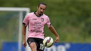 Francesco Bolzoni, 25 anni, � cresciuto nelle giovanili dell'Inter. LaPresse