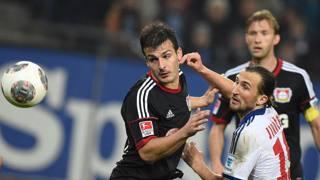 Giulio Donati, 24 anni, terzino del Leverkusen. Epa