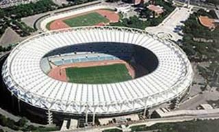 Lo Stadio Olimpico di Roma.