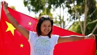 Li Na, 32 anni. Action