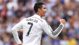 Cristiano Ronaldo, protagonista al Riazor. Getty