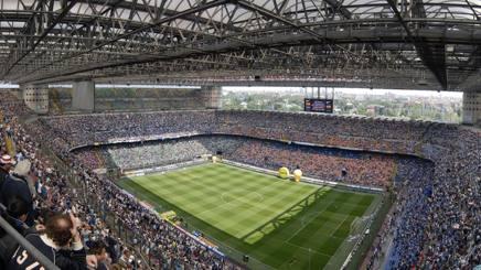 terzo anello stadio san siro milan - photo#9
