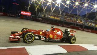 Fernando Alonso, 33 anni. Colombo