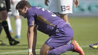 Mario Gomez, attaccante della Fiorentina: ha iniziato male il campionato. Getty
