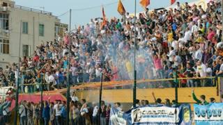 Otto persone colpita da Daspo dopo il derby San Severo-Monopoli in Serie D
